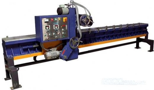 STONE LINE PROFILE & POLISHING MACHINEN