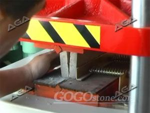 Stone Marble Granite Stamping Cutting Machine (P80/72)