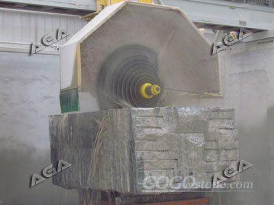 Gang Saw Granite Block Cutter (DQ2200/2500/2800)
