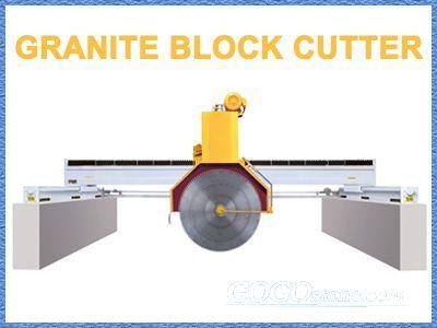 Stone Blades Block Cutting Machine (DQ2200/2500/2800)