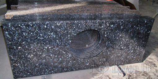 vantiy granite