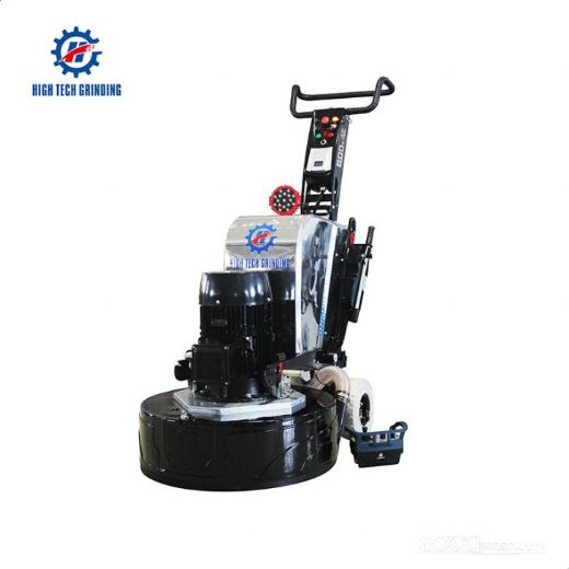 High Tech Grinding Concrete Polishing Grinding Machines HTG-800-4E