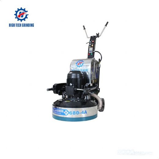 High Tech Grinding Concrete Floor Grinding Machines HTG-680-4A