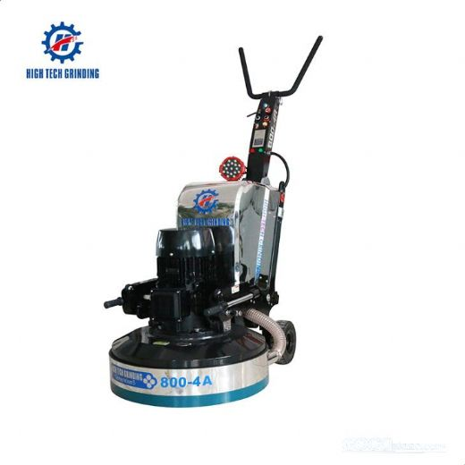 High Tech Grinding Self- propelled Concrete Polishing Grinding machine HTG-800-4A