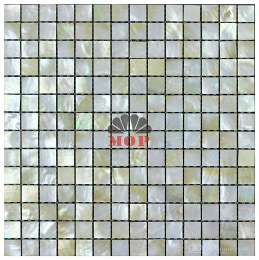 shell decoration board mosaic for hotel