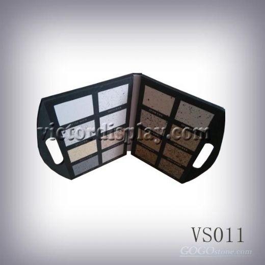 VS011 Portable Stone sample Book