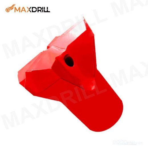 7° 32mm H22taper chisel  bit