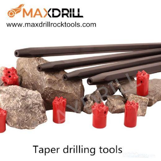 Hex 22 ,11° 3200mm taper rod
