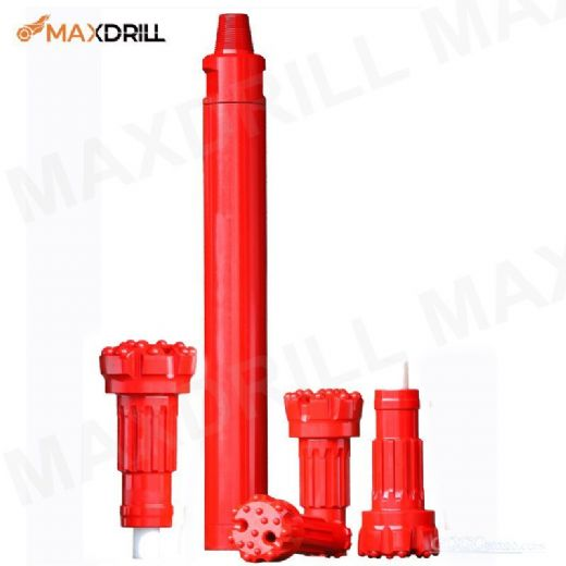 Maxdrill Mining Rock Drill DTH Hammer Br2
