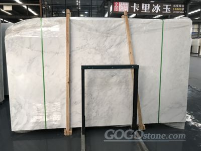 Oriental White Marble Slab East White Marble