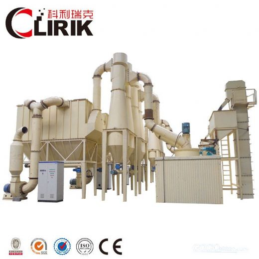 Pyrophyllite powder grinding machine