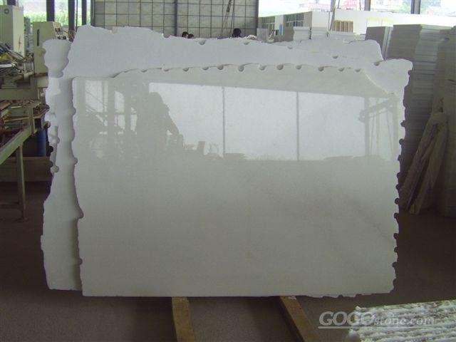 White Crystal Slab