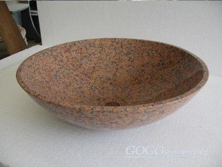 Tianshan Red Granite Basin