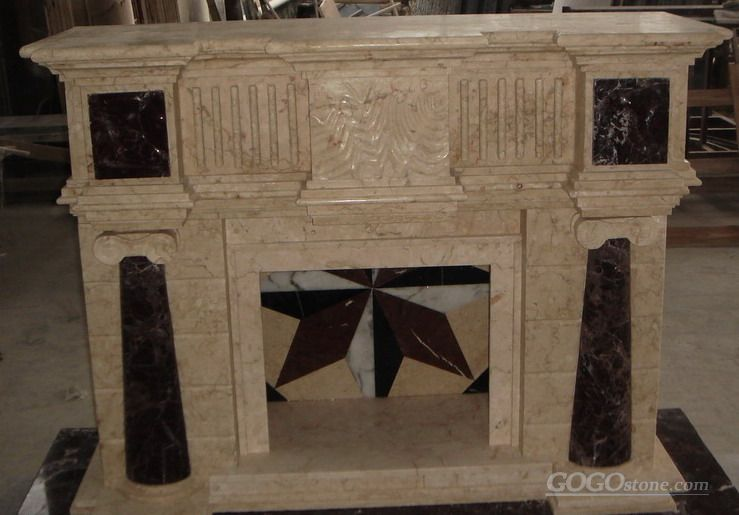 To sell Marble Fireplace,Stone Fireplace