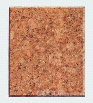 Guangze Red Granite Slab