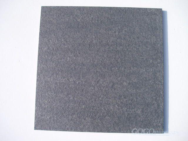 Basalt stone tile