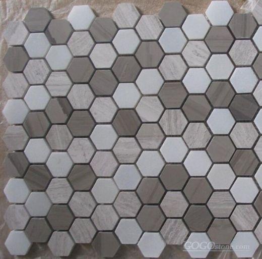 Athens Blend 3*3cm Hexagon