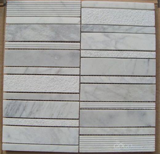 Carrara Mixed Border Pattern