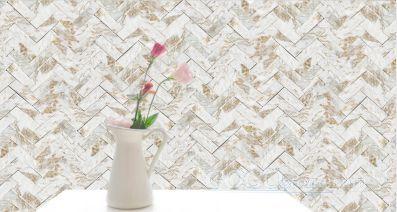 Fishbone Mosaic