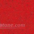 U-1101 red Quartz slabs