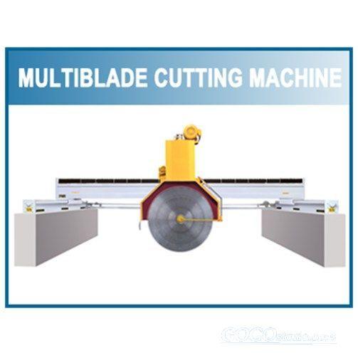 Multi Blades Block Cutter for Granite/Marble