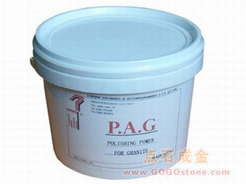 To Sell P.A.G Granite Crystallizing Powder