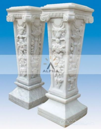 To sell marble column