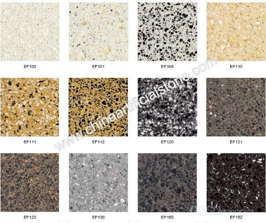 China Precasted Terrazzo Flooring tiles