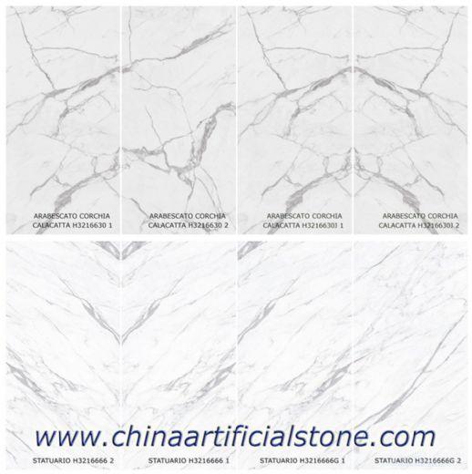 Sintered Stone Slabs 3200x1600x12mm