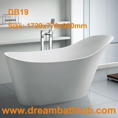 Stone Composite bath
