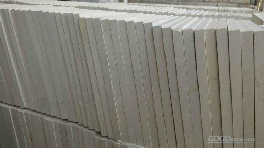 White Bali Palimanan Stone Tiles - White Limestone Tiles