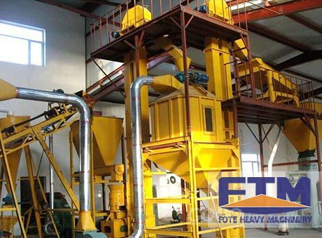 Hot Sale Ce Approved Biomass Wood Pellet Mill