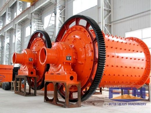 Application Of Ball Mill In Industries