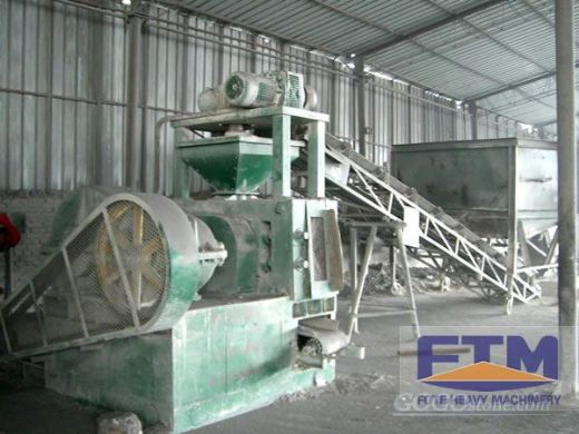 Hot Selling Productive Charcoal Briquette Machine