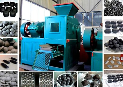 Best Selling Dry Powder Briquette Machine