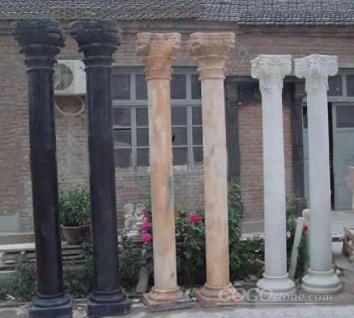 marble column,pillar