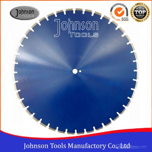 600mm Laser Welded Wall Saw Diamond Blade for Reinforced Concrete Cutting