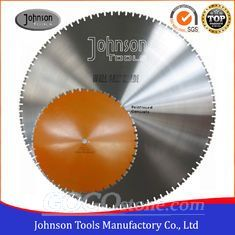 Good Sharpness Diamond Wall Saw Blades For Reinforced Concrete Cutting OEM