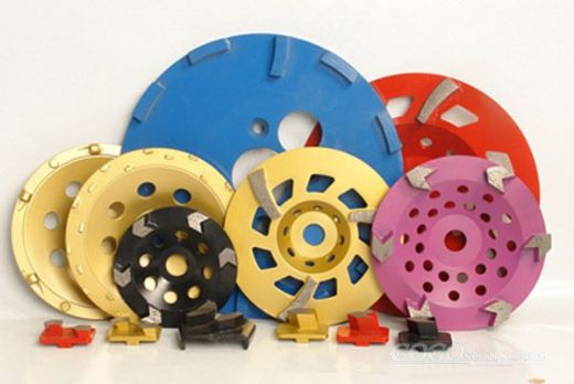diamond cutting/grinding/polishing products