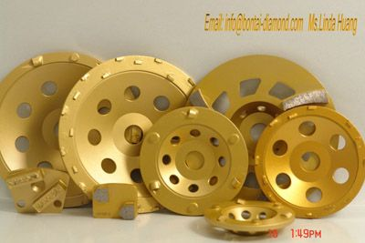 diamond /PCD grinding wheel