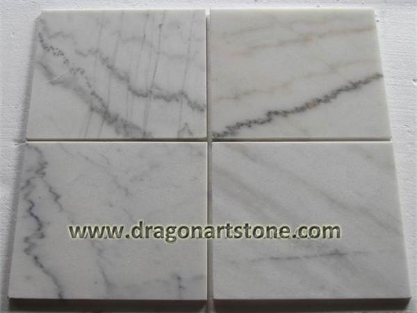 GX Whit marble tile