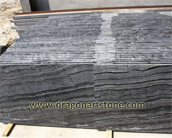 antique wood grain marble tile