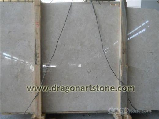 Crema Nouva Beige marble slab