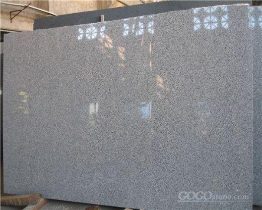 G603 white grey granite slabs