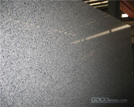 Granite bianco sardo G640 slab