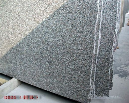 G635 Anxi Medium Red Granite