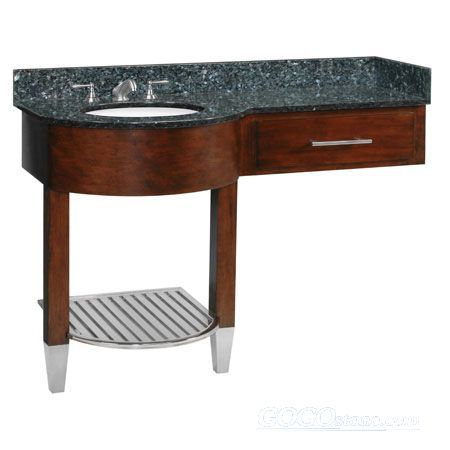 To sell Marble top bathroom vanity