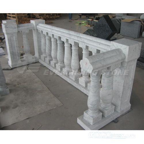 Granite Railing