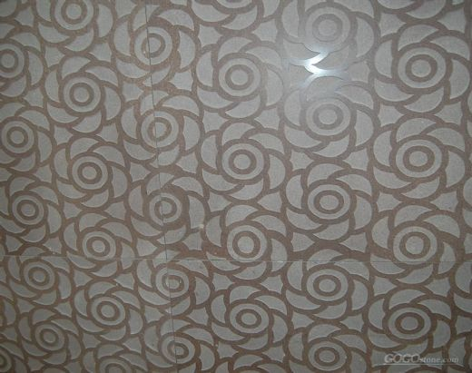 Marble Rosewoood Wooden Engraved Panels FSMP-103
