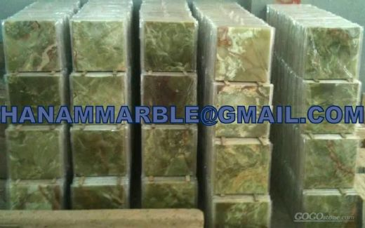 Pakistan Green Onyx Tiles